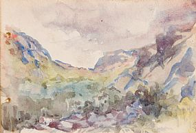 Jack Butler Yeats, Connemara at Morgan O'Driscoll Art Auctions