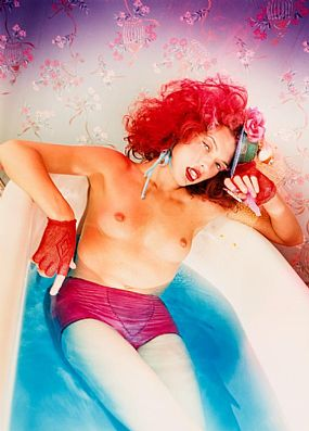 David LaChapelle, Milla, New York, The Face (1995) at Morgan O'Driscoll Art Auctions