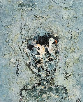 John Kingerlee, Head, Encounter Three (2007-2008) at Morgan O'Driscoll Art Auctions