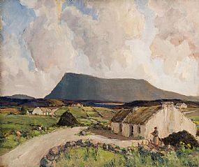 James Humbert Craig, Muckish, Co.Donegal at Morgan O'Driscoll Art Auctions