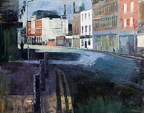 Donald Teskey, Thomas Street, Dublin (2004) at Morgan O'Driscoll Art Auctions