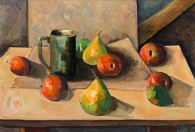 Peter Collis, Still Life With Fruit at Morgan O'Driscoll Art Auctions