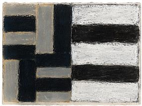 Sean Scully, 9.2.89 at Morgan O'Driscoll Art Auctions
