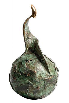 Sandra Bell, St. Gobnait II (1997) at Morgan O'Driscoll Art Auctions