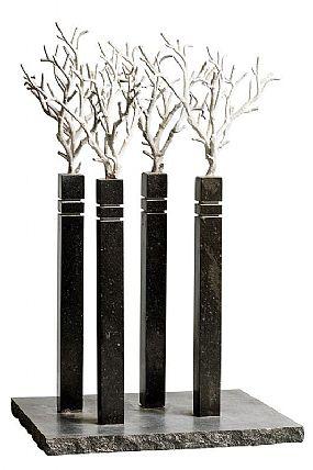 Leo Higgins, Winter Trees (2005) at Morgan O'Driscoll Art Auctions