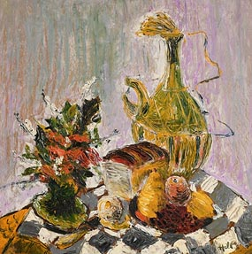 Kenneth Hall, Still Life at Morgan O'Driscoll Art Auctions