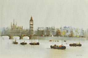 Anthony Robert Klitz, Westminister at Morgan O'Driscoll Art Auctions