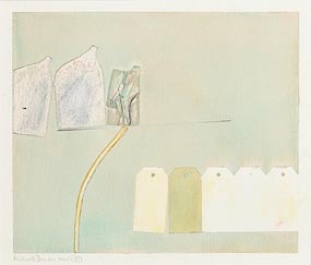 Richard Gorman, Abstract Composition (1980) at Morgan O'Driscoll Art Auctions