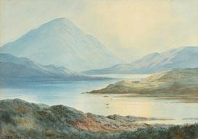Douglas Alexander, Near Leenan, Connemara at Morgan O'Driscoll Art Auctions