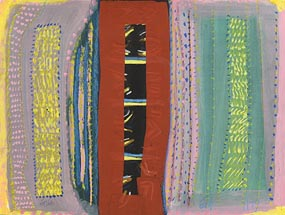 Tony O'Malley, Abstract Composition (1979) at Morgan O'Driscoll Art Auctions