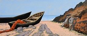 John Francis Skelton, Day's Work Done at Morgan O'Driscoll Art Auctions