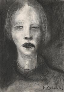 Eddie Cahill, Feudal Head at Morgan O'Driscoll Art Auctions