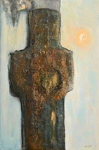 Robert Ryan, Sunset (1981) at Morgan O'Driscoll Art Auctions