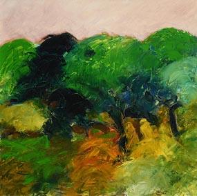 Alan Graham, Saintfield Trees at Morgan O'Driscoll Art Auctions