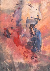 Basil Blackshaw, Head of a Traveller at Morgan O'Driscoll Art Auctions