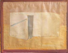 Charles Brady, Tan Envelope (1975) at Morgan O'Driscoll Art Auctions