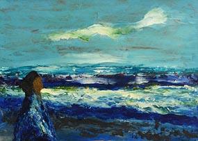 Daniel O'Neill, Contemplation at Morgan O'Driscoll Art Auctions