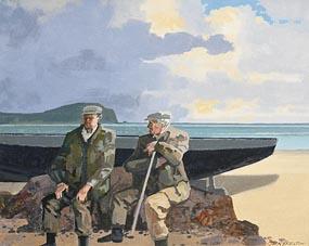 John Skelton, Retirement at Morgan O'Driscoll Art Auctions