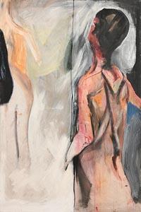 Brian Maguire, Wanting (1983) at Morgan O'Driscoll Art Auctions