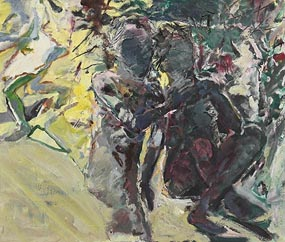 David Crone, The  Lovers, Figures in Sunlight (1984) at Morgan O'Driscoll Art Auctions