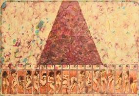Charles Harper, Castigatry Series (1981) at Morgan O'Driscoll Art Auctions