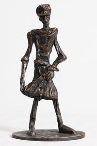 John Behan, Potato Sower at Morgan O'Driscoll Art Auctions