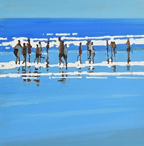 John Morris, Summer Light at Morgan O'Driscoll Art Auctions
