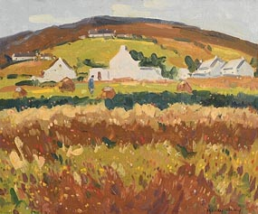 Henry Healy, Achill Island at Morgan O'Driscoll Art Auctions