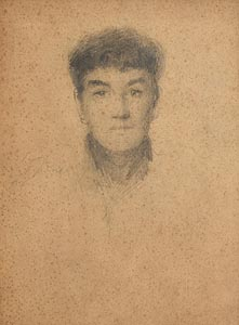 John Butler Yeats, Portrait of Rosa Butt at Morgan O'Driscoll Art Auctions