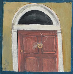 Georgian Doorway (1972) at Morgan O'Driscoll Art Auctions
