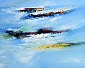 Majella O'Neill Collins, Rib Tides (2016) at Morgan O'Driscoll Art Auctions