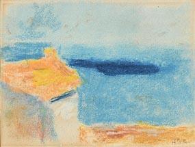 Herqulas Brabrazon, Coastal Scene at Morgan O'Driscoll Art Auctions