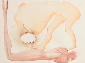 Kathy Prendergast, Untitled (May 1985) at Morgan O'Driscoll Art Auctions