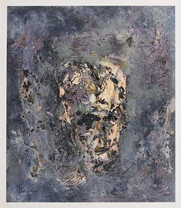 John Kingerlee, Mauve Head at Morgan O'Driscoll Art Auctions