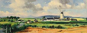 Kenneth Webb, Ballycopeland Mill, Millisle, Co.Down at Morgan O'Driscoll Art Auctions