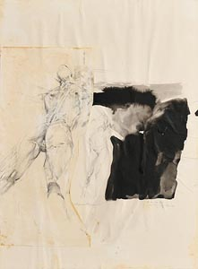 Paddy Graham, Life Drawing (1984) at Morgan O'Driscoll Art Auctions