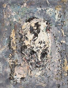 John Kingerlee, Head (2015) at Morgan O'Driscoll Art Auctions