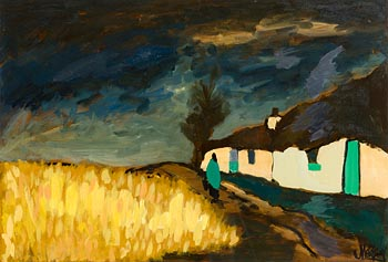 Markey Robinson, Summer, West of Ireland at Morgan O'Driscoll Art Auctions