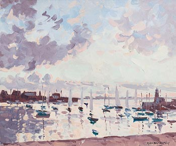 Henry Healy, Howth, Co Dublin at Morgan O'Driscoll Art Auctions