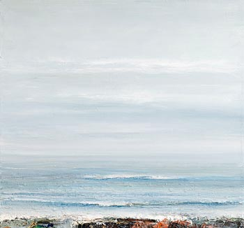 Ian Humphreys, Soft Wind Sea (2004) at Morgan O'Driscoll Art Auctions