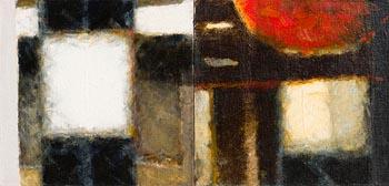 John Shinnors, St John's Point Lighthouse + Mars at Morgan O'Driscoll Art Auctions