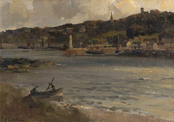 James Humbert Craig, Fishing on Belfast Lough at Morgan O'Driscoll Art Auctions