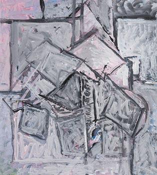Nevill Johnson (1911-1999), Ordained Enigma (1992) at Morgan O'Driscoll Art Auctions