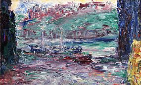 Jack Butler Yeats, The Creole (1946) at Morgan O'Driscoll Art Auctions