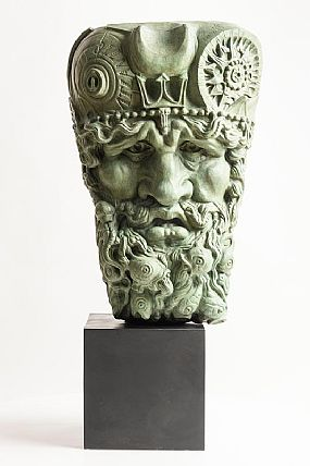 Rory Breslin, Mask of the Atlantic at Morgan O'Driscoll Art Auctions