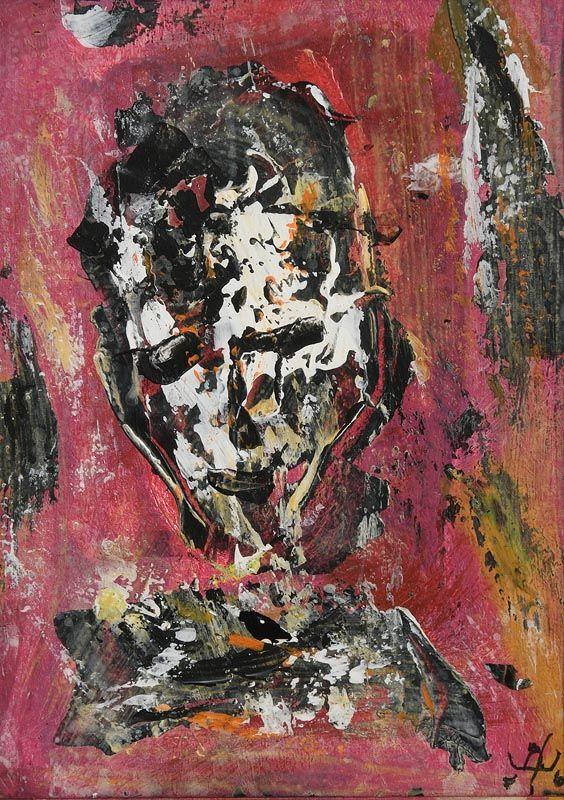 John Kingerlee, Head (2006) at Morgan O'Driscoll Art Auctions