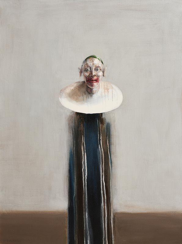 Ian Humphreys, Intrigue (2002-3) at Morgan O'Driscoll Art Auctions