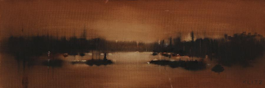 Anthony Robert Klitz (1917-2000), River Thames, London at Morgan O'Driscoll Art Auctions
