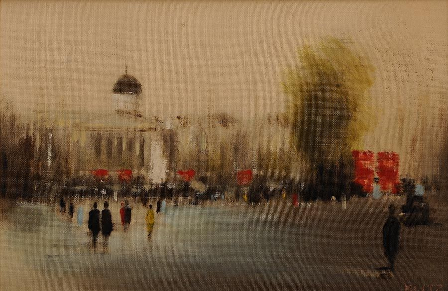 Anthony Robert Klitz (1917-2000), St. Paul's Cathedral at Morgan O'Driscoll Art Auctions