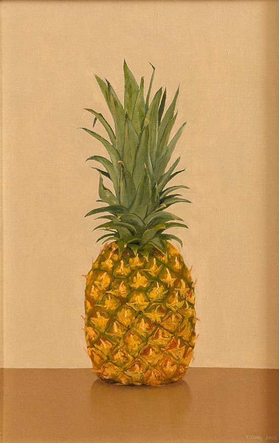 Comhghall Casey (20th/21st Century), Pineapple at Morgan O'Driscoll Art Auctions